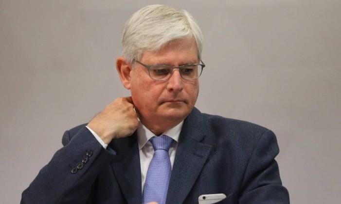 Rodrigo Janot, ex-procurador-geral da República Foto: Ailton de Freitas / Agência O Globo