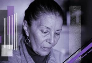 A chilena Haydée Oberreuter Foto: Divulgação