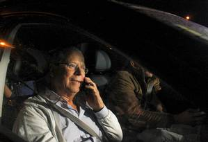 José Dirceu se entregou na sexta-feira, 18, em Curitiba para cumprir pena na Lava-Jato Foto: EDUARDO MATYSIAK / ESTADÃO CONTEÚDO