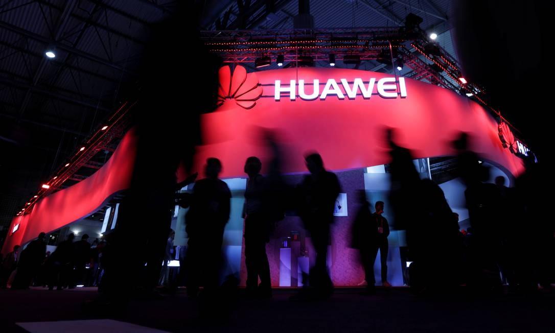 Gigante chinesa pode ter licença para atender clientes atuais nos EUA. Foto: Eric Gaillard / REUTERS