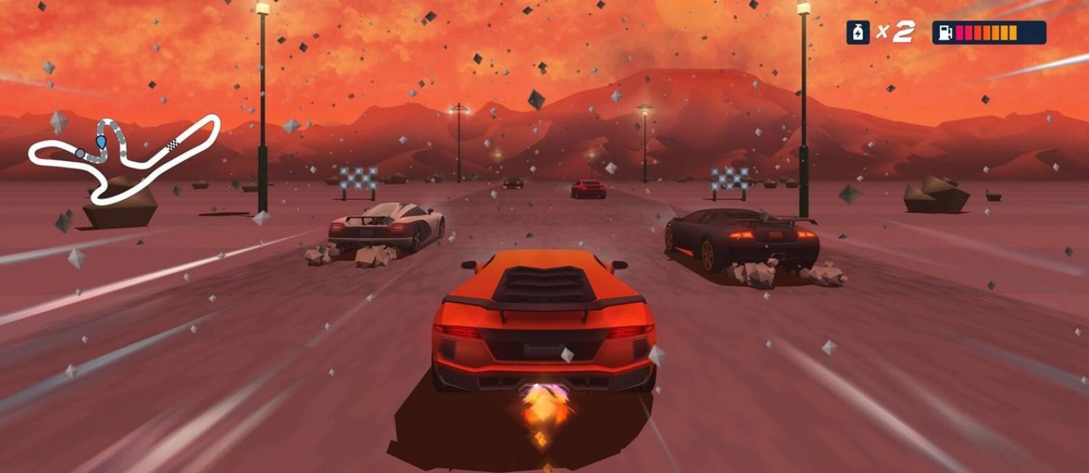 O game Horizon Chade Turbo