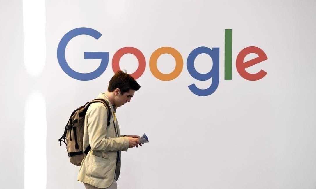 Os detalhes dos serviços específicos ainda estão sendo discutidos internamente no Google Foto: AFP