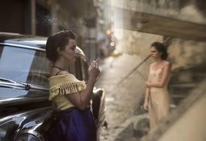Cena de 'A vida invisível de Eurídice Gusmão', de Karim Aïnouz: estreia na mostra Um Certo Olhar Foto: Bruno Machado / Divulgação