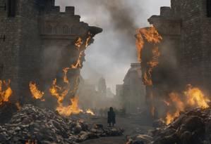 sc - game of thrones, penúltimo episódio da última temporada Foto: Divulgação