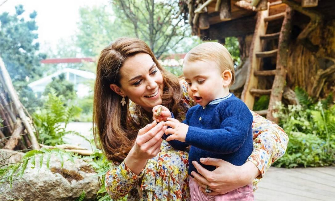12++ Kate Middleton Filhos Idade