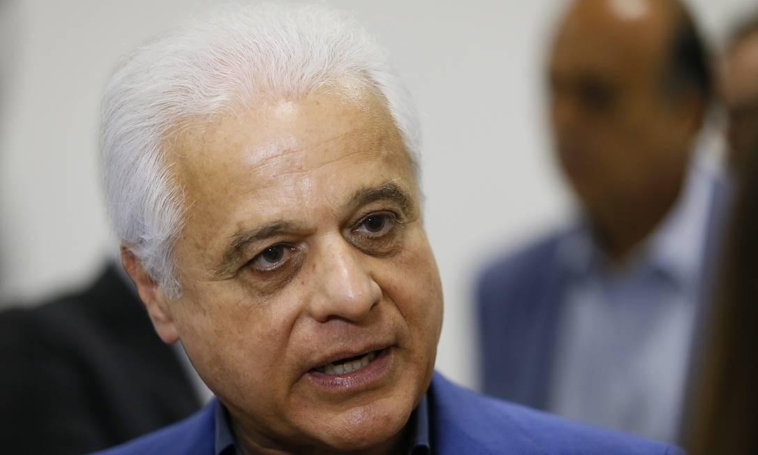 O empresário Roberto Medina, em 2017 Foto: Roberto Moreyra / Agência O Globo