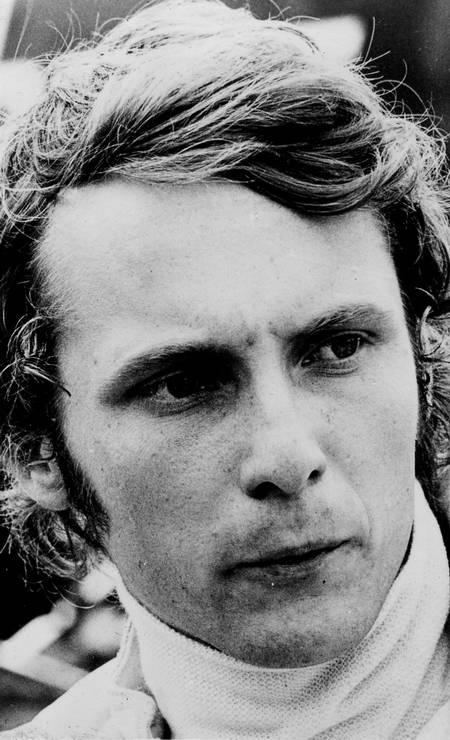 Arquivo 04/02/1972, Piloto de F1 Niki Lauda que faleceu aos 7o anos Foto: UPI / UPI