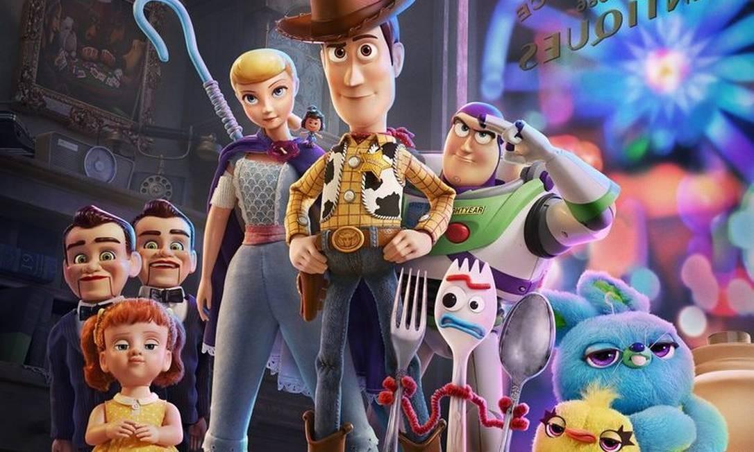 'Toy Story 4' Foto: Divulgação