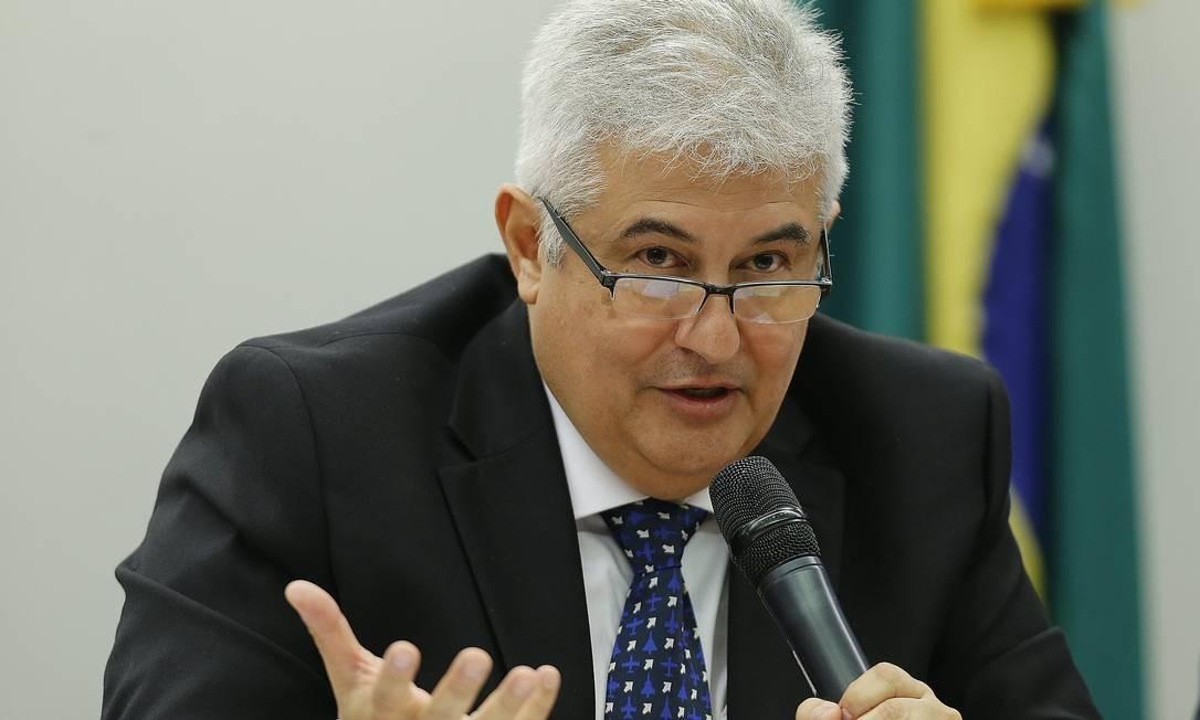 Ministro da Ciência e Tecnologia, Marcos Pontes Foto: Jorge William / Agência O Globo