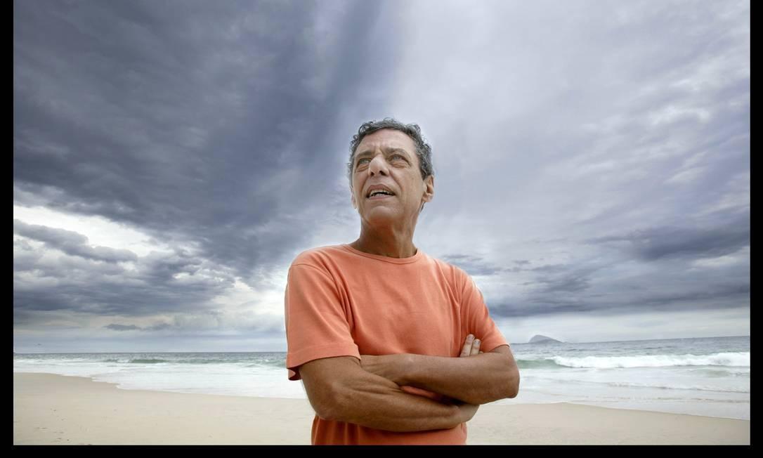 Retratado em 2004, quando completou 60 anos Foto: Leo Aversa / Agência O Globo