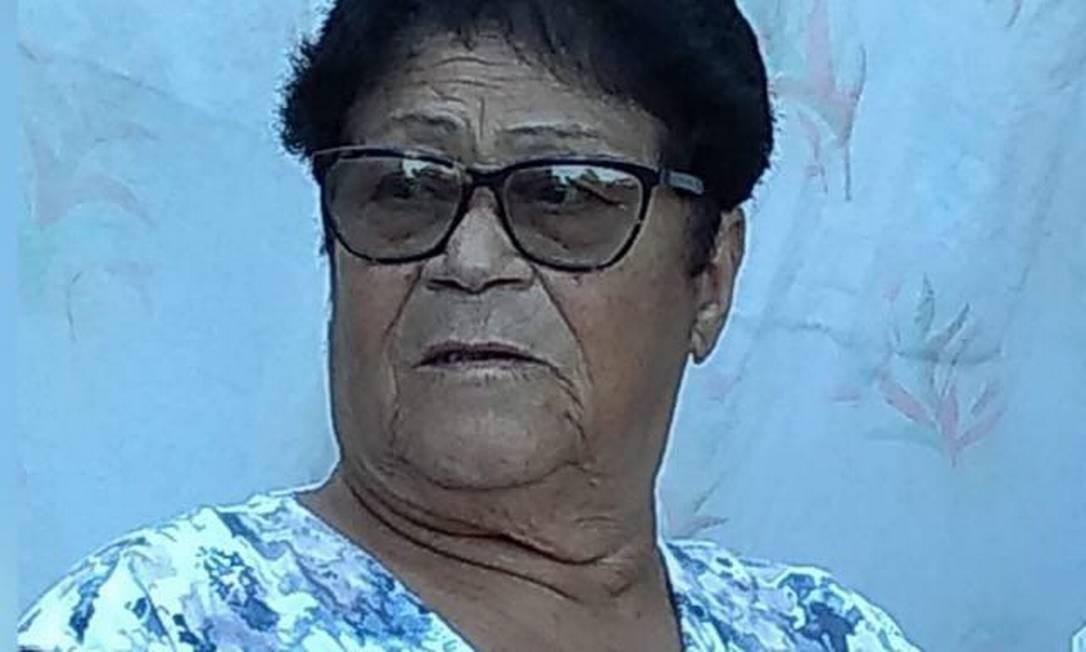 Elza Hyppolito da Silva, de 75 anos, foi enterrada nesta terça-feira Foto: Arquivo pessoal