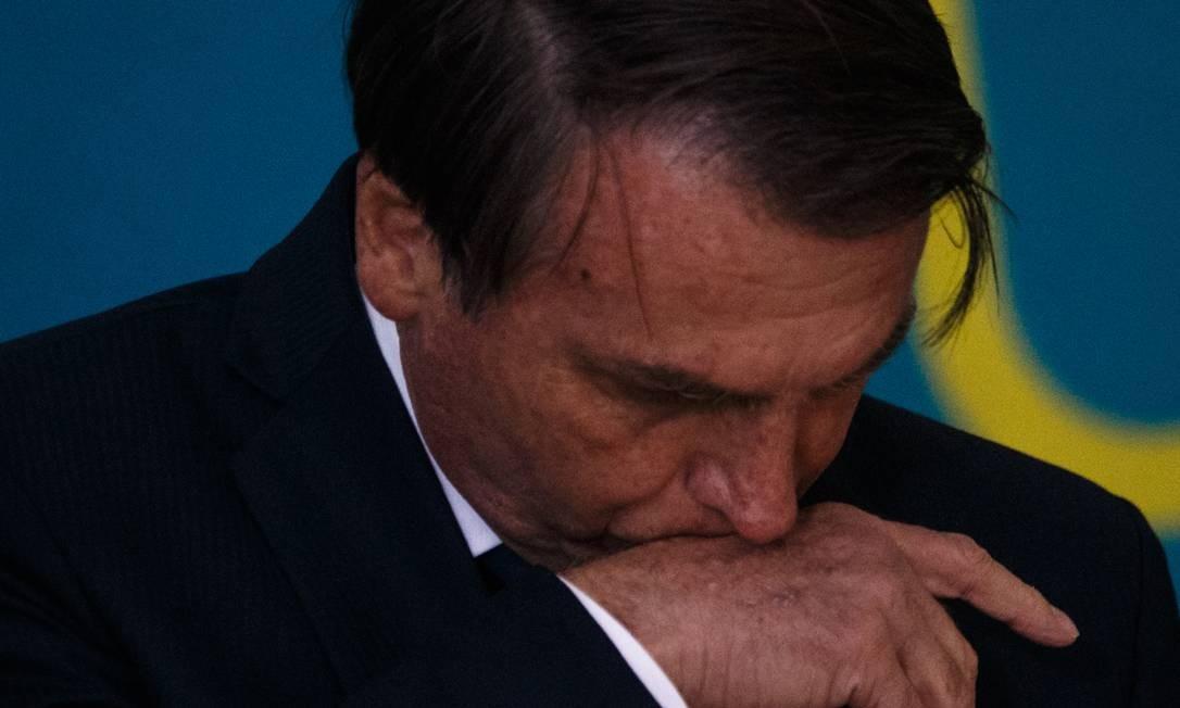 Só 4% avaliam andamento da agenda do governo no Congresso como 'satisfatório' Foto: Daniel Marenco / Agência O Globo