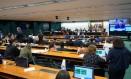 Audiência pública na Comissão de Consitituição e Justiça da Câmara para discutir a proposta de reforma tributária Foto: will shutter / Will Shutter/Câmara dos Deputados