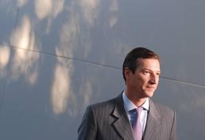 Octavio de Lazari Junior, presidente do Bradesco Foto: Arquivo