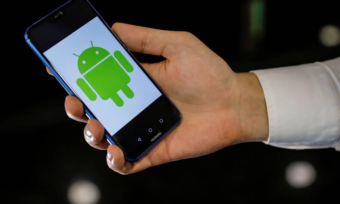 Smartphones Android são o alvo do aplicativo, diz laboratório britânico. Foto: MARKO DJURICA / REUTERS