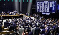 Câmara aprova texto-base da reforma administrativa de Bolsonaro Foto: Divulgação/Agência O Globo