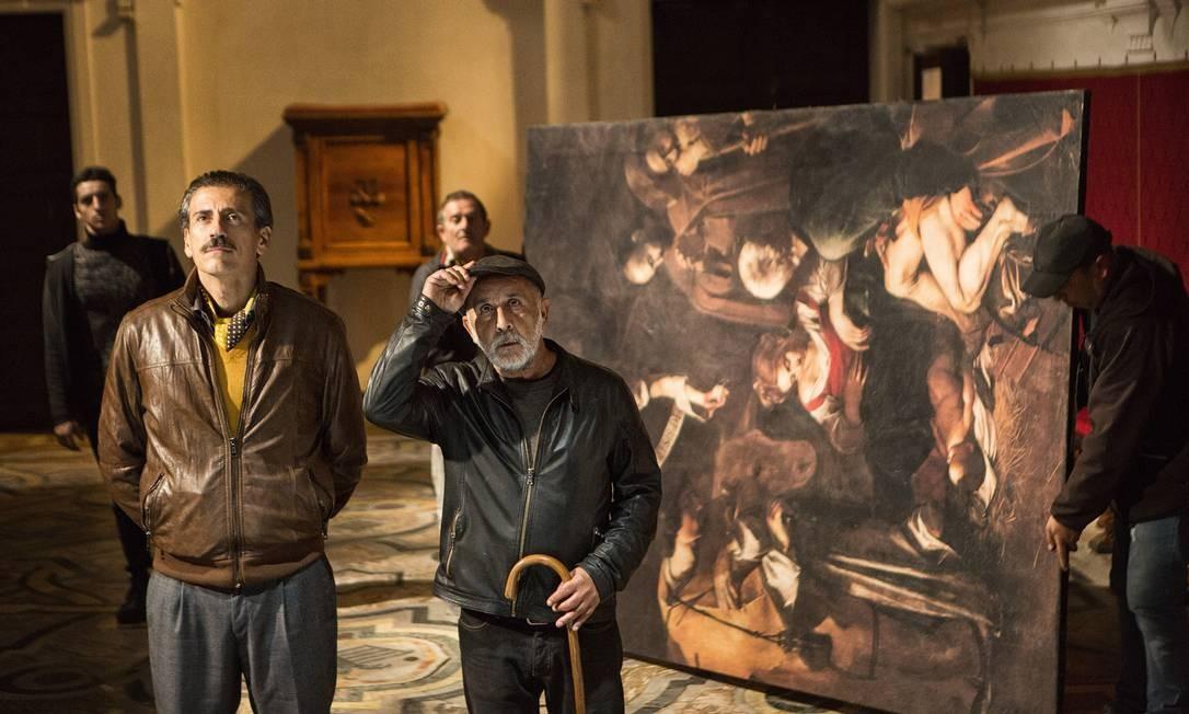 'O Caravaggio roubado' usa cinema para falar dos limites ...