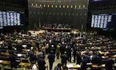 Câmara derrota governo e tira Coaf das mãos do ministro da Justiça, Sergio Moro Foto: Jorge William / Agência O Globo