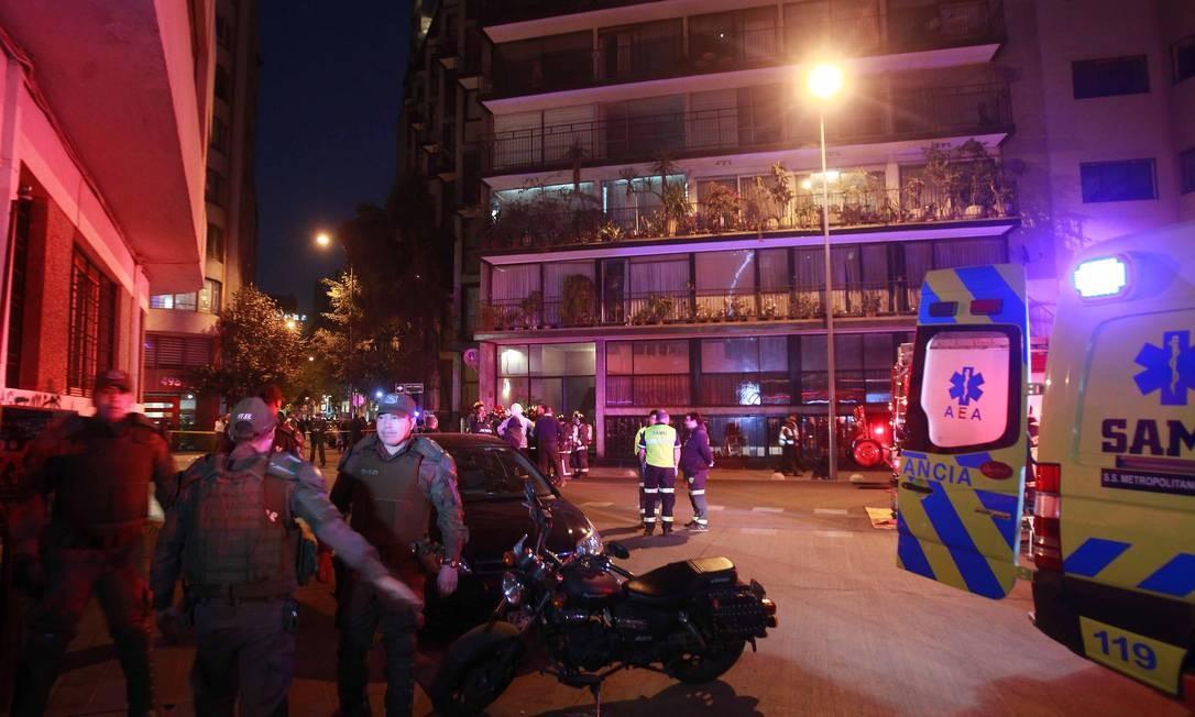 Turistas brasileiros morrem intoxicados no centro de Santiago