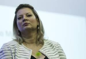 Joice Hasselmann, líder do governo no Congresso Foto: José Cruz/Agência Brasil