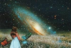 Astrologia moderna Foto: reprodução / instagram