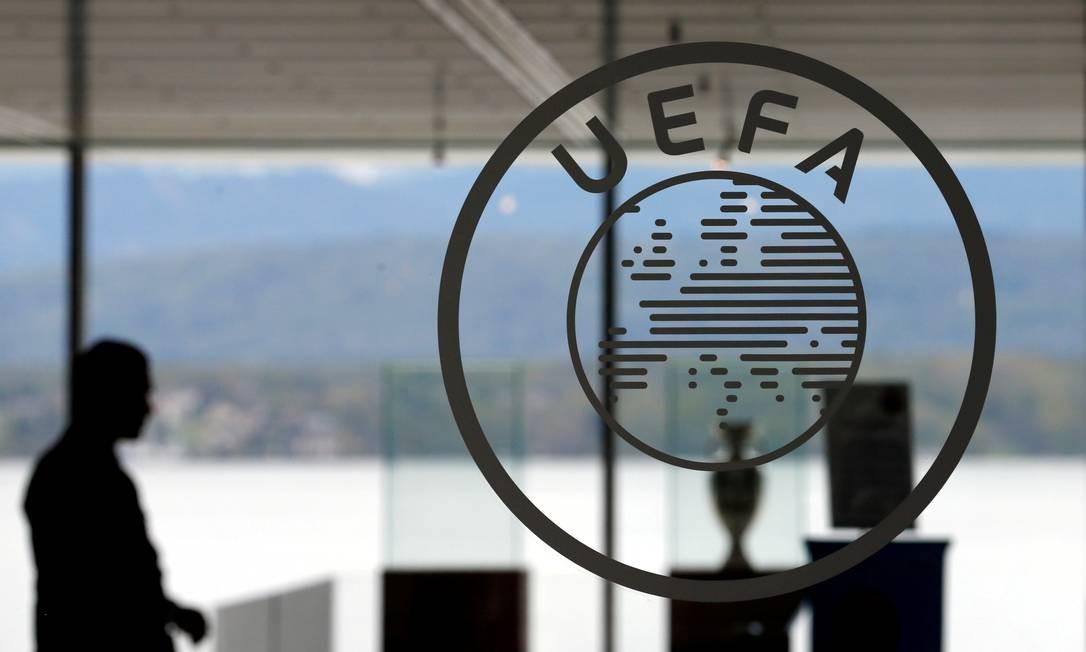 Uefa destacou restrições para acomodações em Baku, no Azerbaijão Foto: Denis Balibouse / REUTERS