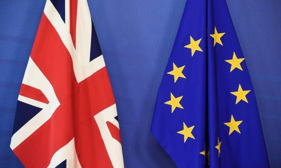 Reino Unido não é mais a mesma depois do Brexit Foto: .