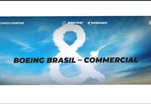 Nova empresa não leva o nome da Embraer Foto: Reprodução