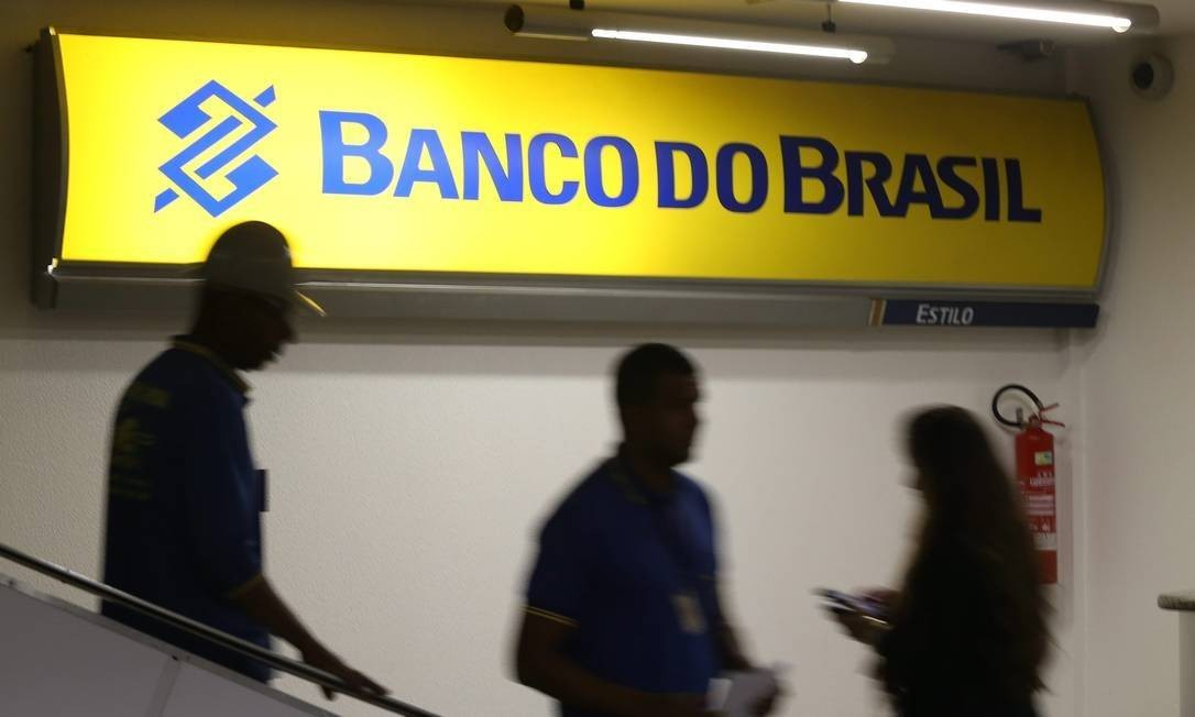 Banco do Brasil Foto: Ailton de Freitas/Agência O Globo