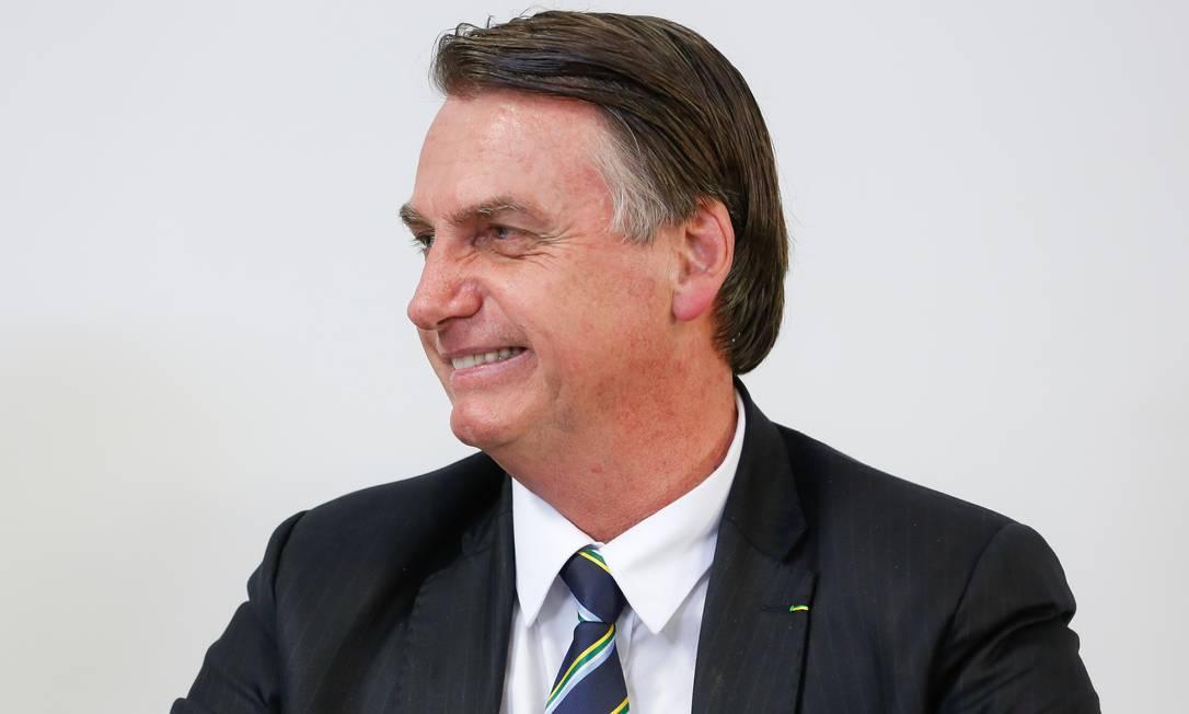 O presidente Jair Bolsonaro visitou o Nordeste nesta sexta-feira Foto: Carolina Antunes/PR
