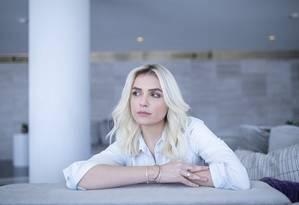 Monica Iozzi Foto: Leo Aversa