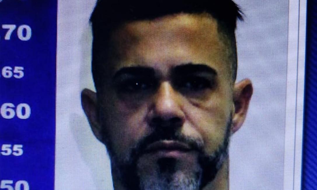 Beto Bomba se entregou à polícia e está preso desde maio de 2019 Foto: Divulgação / Polícia Civil
