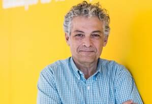 Ricardo Paes de Barros, economista-chefe do Instituto Ayrton Sena e professor do Insper Foto: IVAN FRANCHET / Divulgação
