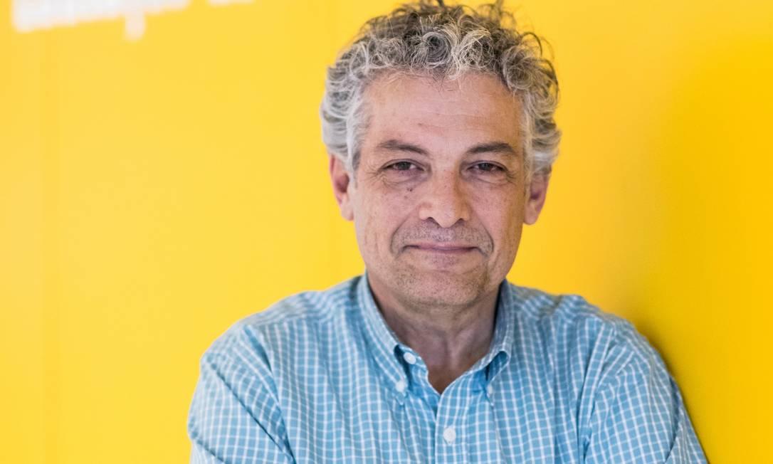 Ricardo Paes de Barros, economista-chefe do Instituto Ayrton Sena e professor do Insper Foto: IVAN FRANCHET