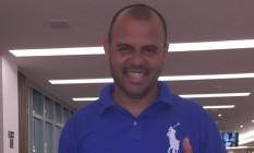 Ex-jogador e agora empresário, Roni opera maioria dos jogos dos clubes cariocas fora do Rio Foto: Arquivo Pessoal