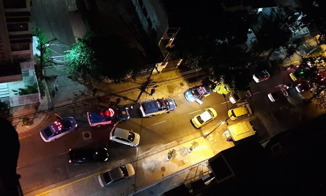 Homem é preso em perseguição policial na Tijuca