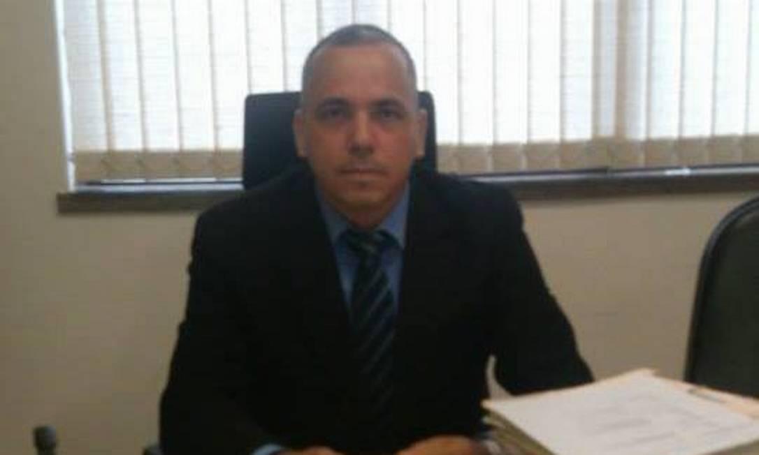 Jornalista Robson Giorno é morto a tiros em Maricá Foto: Arquivo pessoal