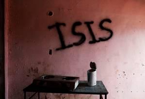Franceses teriam se unido ao Estado Islâmico (Isis, na sigla em inglês) e acabaram presos na Síria Foto: ELOISA LOPEZ / REUTERS