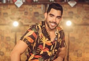 O cantor Gabriel Diniz Foto: Divulgação
