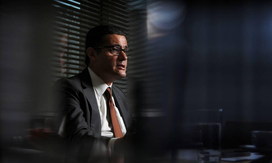 Mario Mesquita, economista-chefe do banco Itaú Foto: Silvia Costanti / Agência O Globo