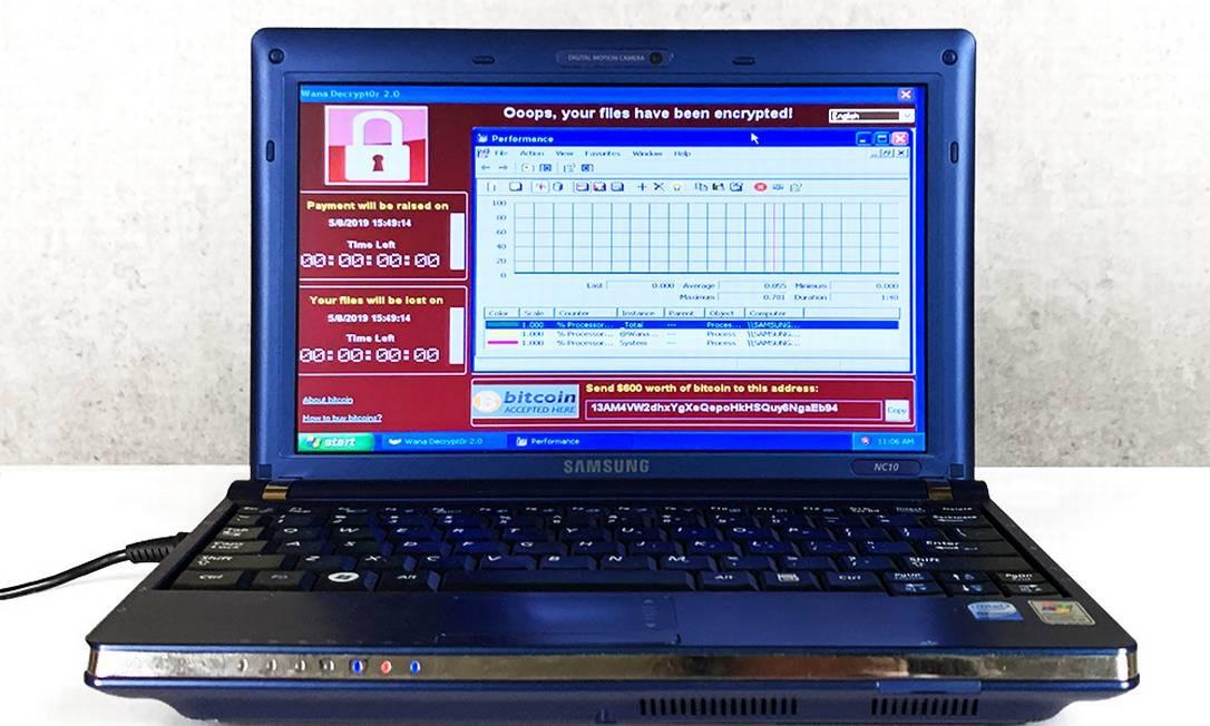 Netbook de 2008 tem seis dos mais devastadores malwares Foto: Divulgação
