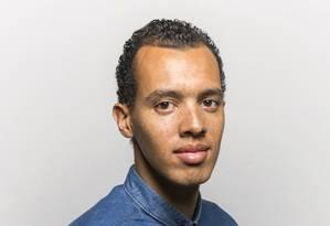 O rapper e escritor francês Gaël Faye, autor de