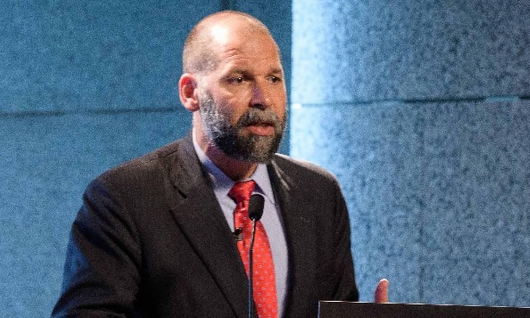 O economista-chefe do Santander, Maurício Molon Foto: Javier Vazquez/Divulgação