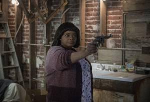 Octavia Spencer em cena do filme 'Ma' Foto: Anna Kooris, da Universal Pictures / Divulgação