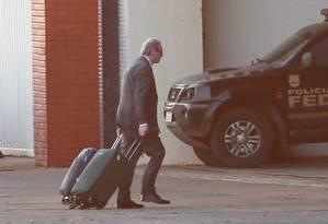 O ex-presidente da Câmara e deputado cassado Eduardo Cunha (PMDB-RJ) Foto: Ailton de Freitas / Agência O Globo