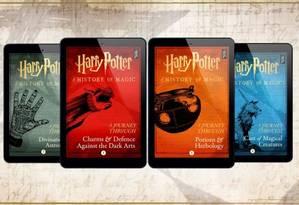 Cada publicação terá como tema disciplinas estudadas pelos alunos de Hogwarts Foto: Divulagação/Pottermore