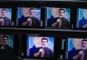 'Bandidos na TV', da Netflix, conta a história do apresentador de TV e deputado estadual Wallace Souza Foto: Divulgação