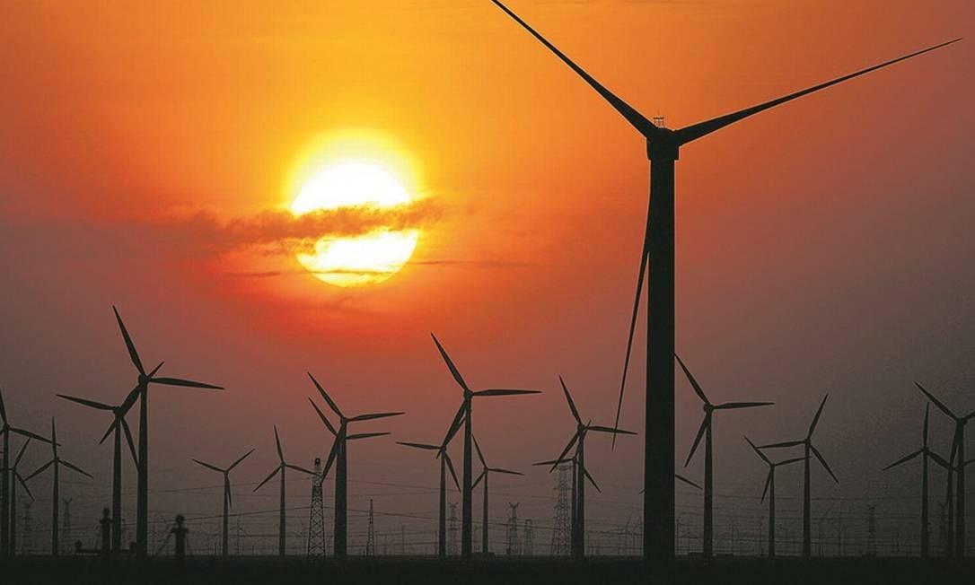 Conama discutiu resoluções como o licenciamento ambiental para empreendimentos que usam energia eólica Foto: Carlos Barria/Reuters/15-9-2013