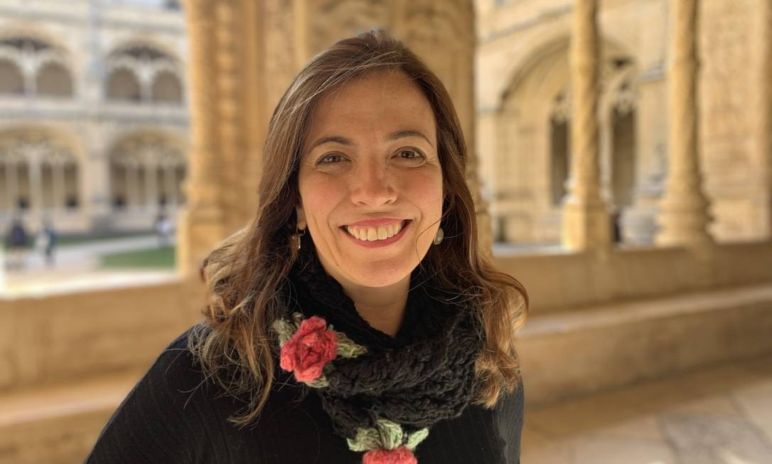 Ana Claudia Quintana Arantes, escritora e especialista em cuidados paliativos: para ela, paciente deve ser ouvido até o último momento Foto: Arquivo pessoal