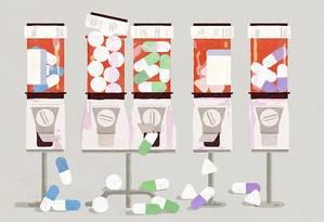 A terapia de realidade virtual distrai o cérebro da dor Foto: GRACIA LAM / NYT